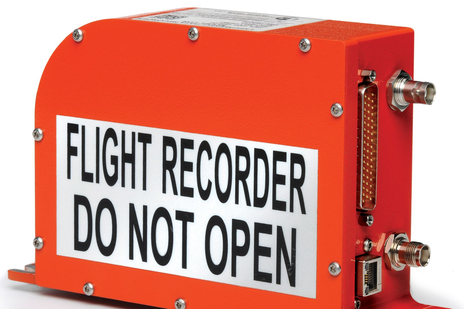 Flight recorder iqny1c