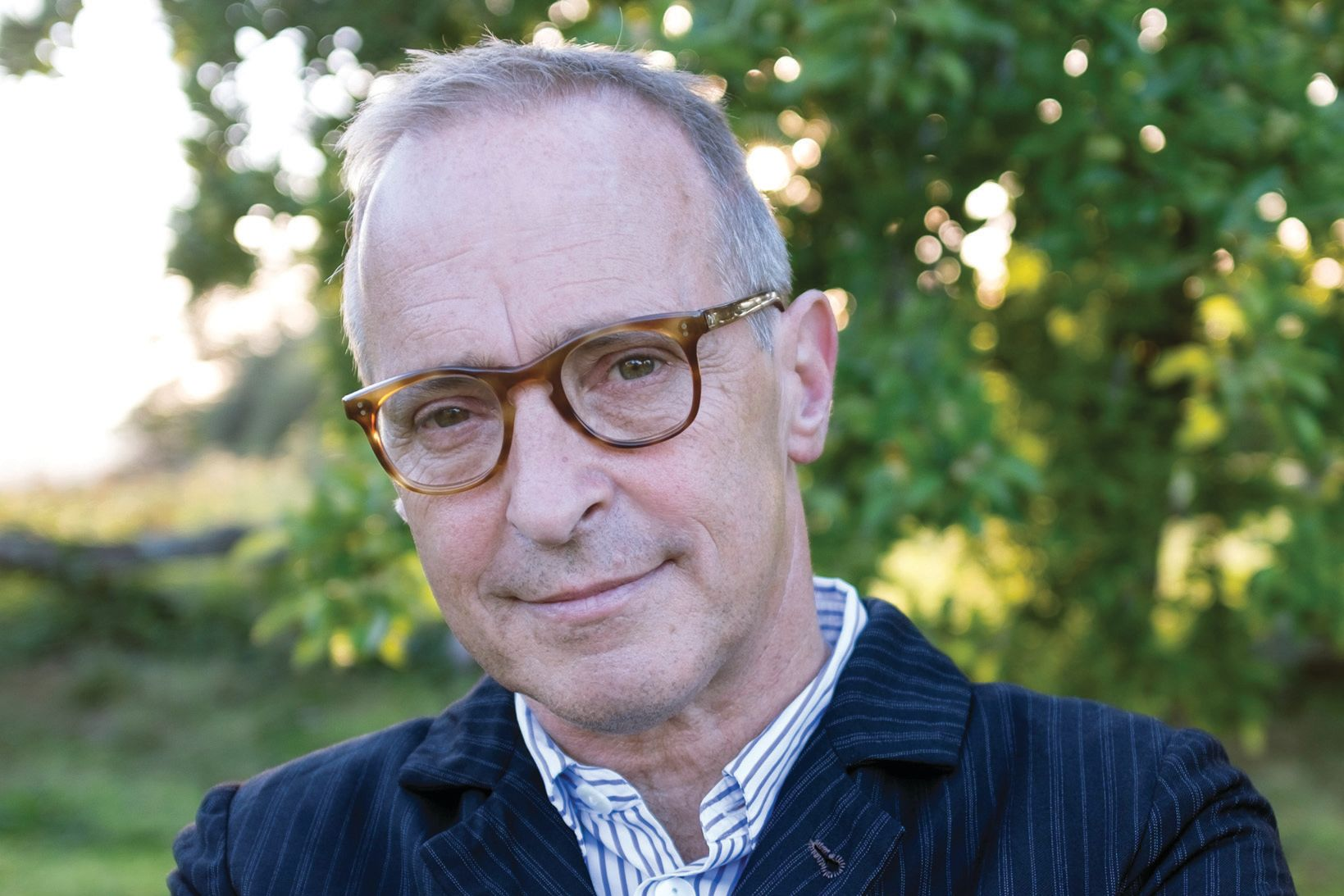 David sedaris  credit photograph by ingrid christie  ingridchristie dot com  three lqxekp