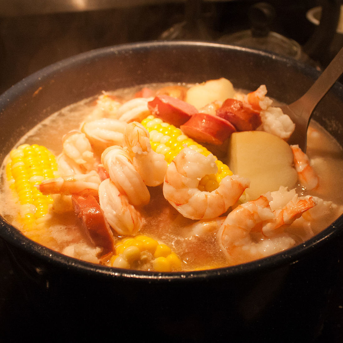 Low country boil m2h46p