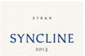 Syncline syrah 2013 dn23st