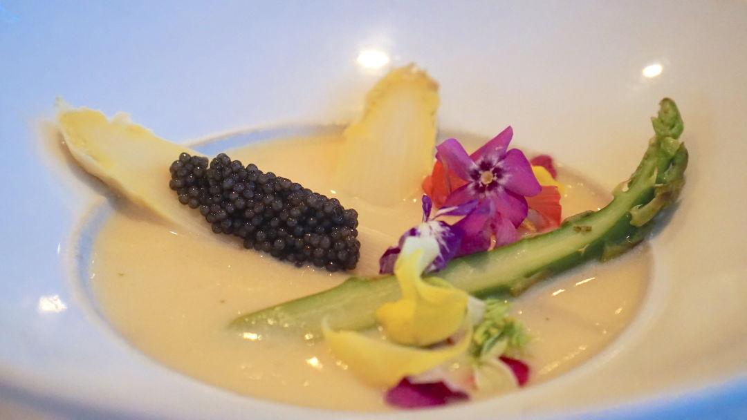 Charivari   white asparagus veloute us4n72