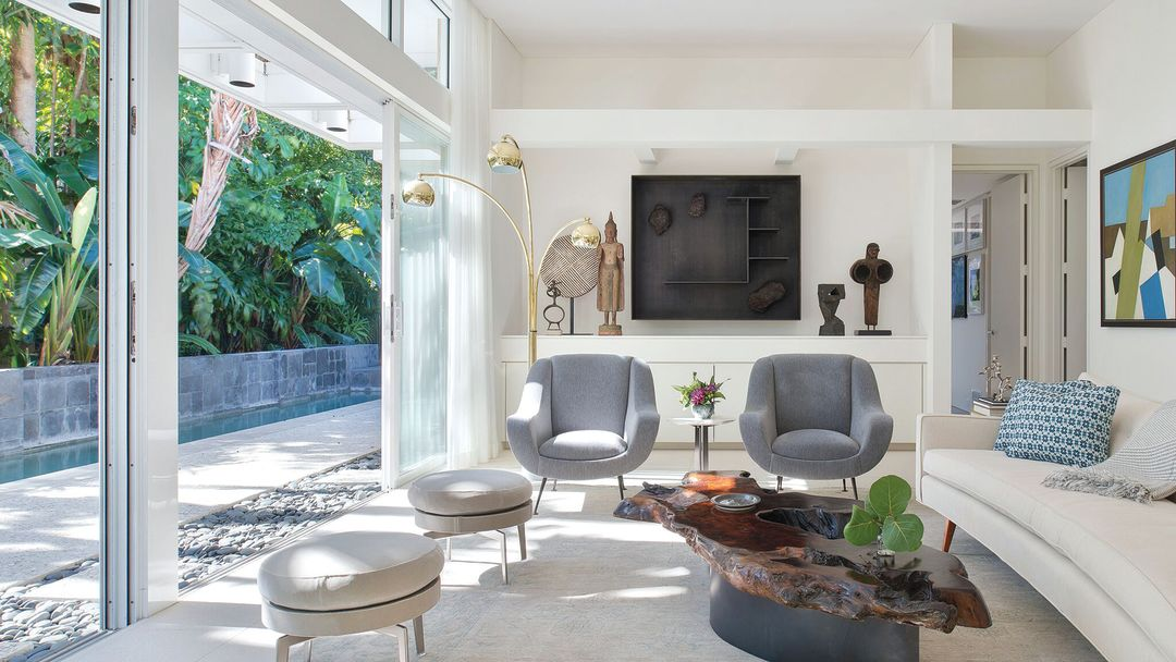 Meet the winners of our 2017 interior design awards sarasota magazine for Award winning living room designs