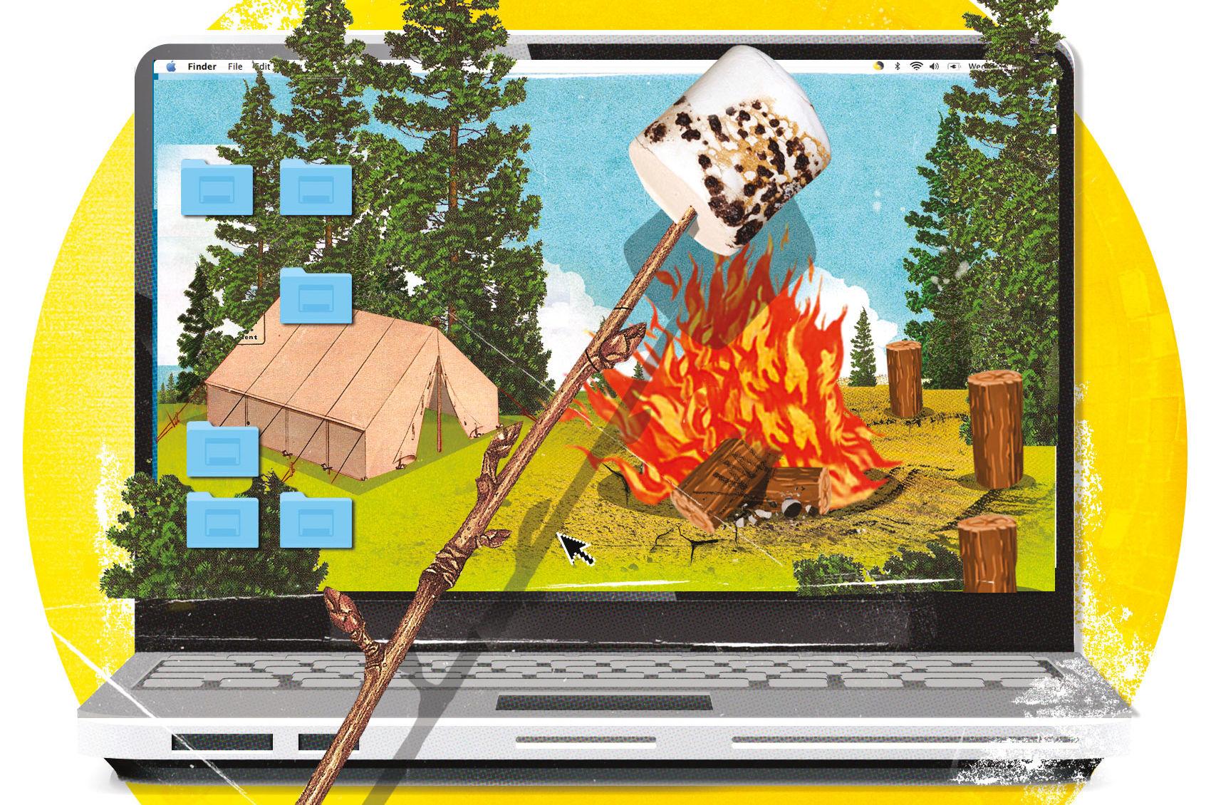 0416 startup pm mb campsiteillustration wzr3eg