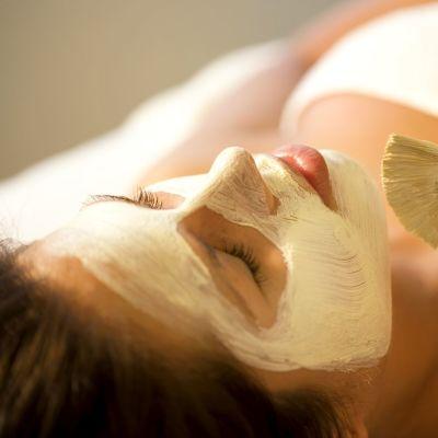 Rf the spa facial treatement lg xvkue2
