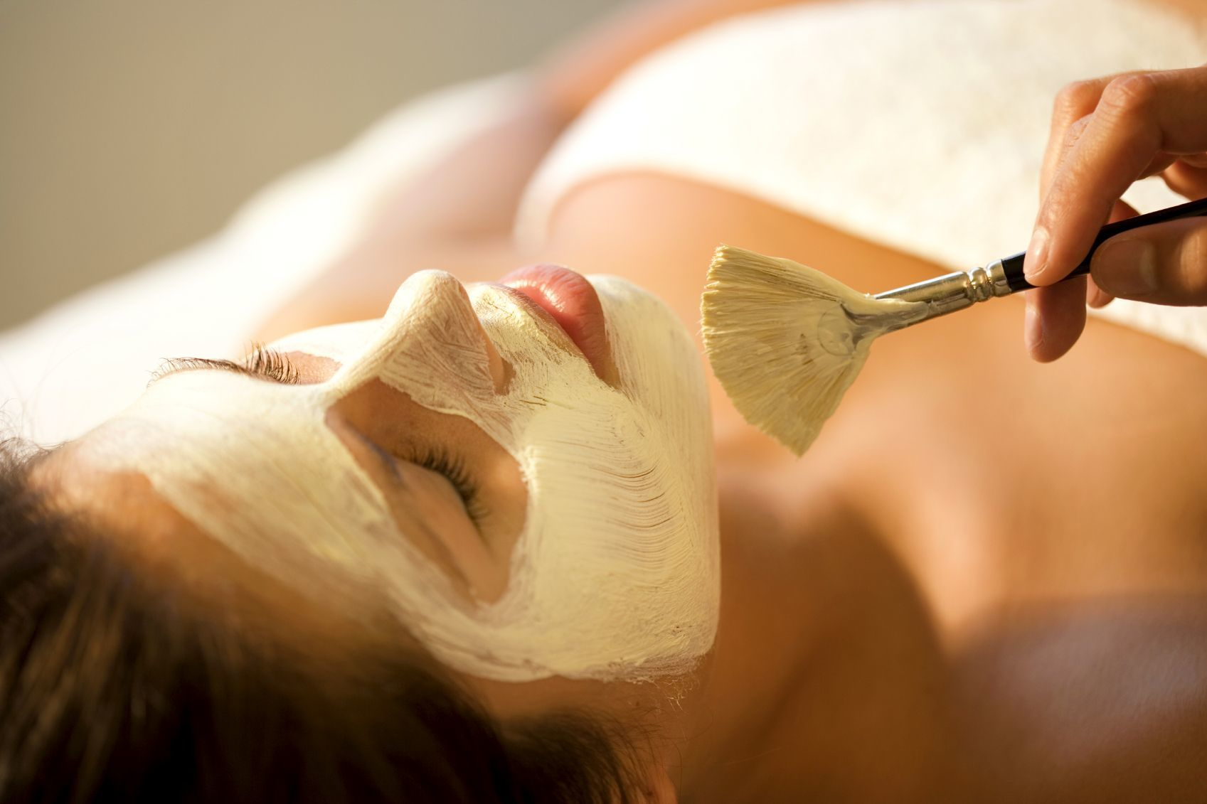 Rf the spa facial treatement lg xvkue2