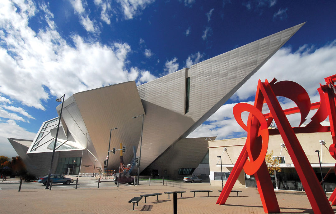 Denver art museum   exterior jivoij