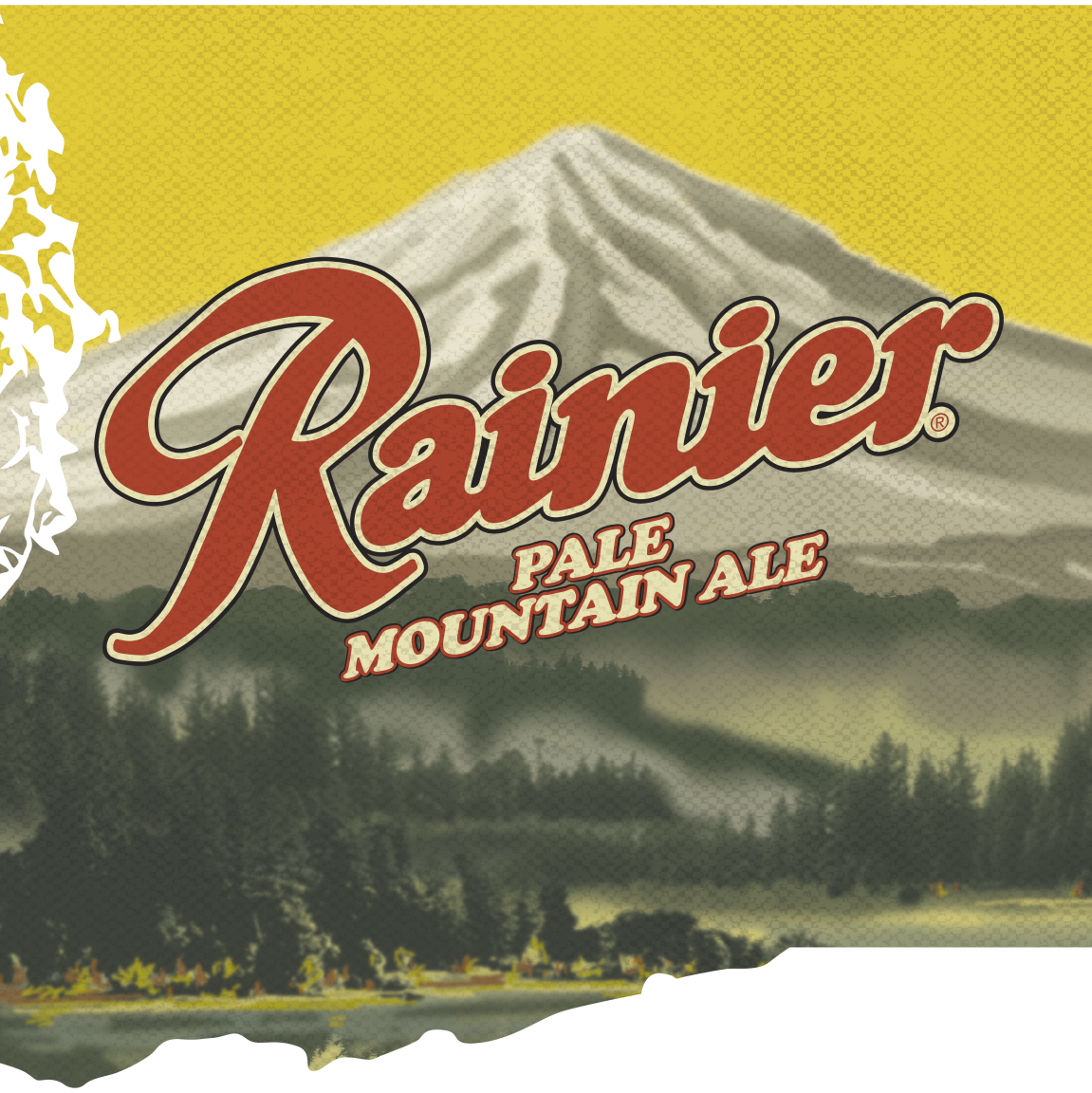 Rainier pale mountain ale   wa logo kstksi