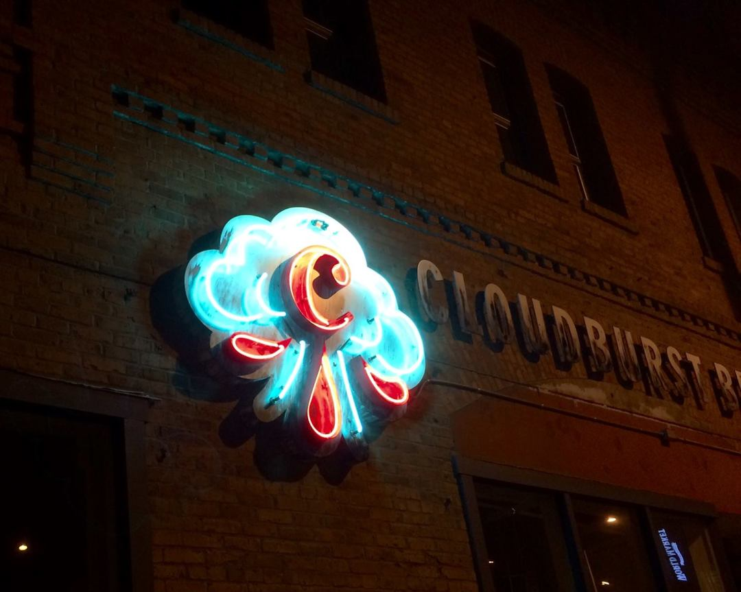 Cloudburst uxlzqb