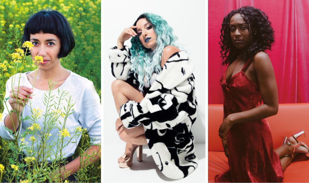 0518 oregon woman playlist collage tghzhb