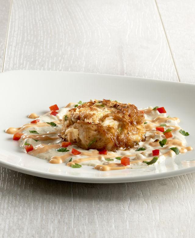 Landry s seafood crab cake landry s  inc. vpwebl