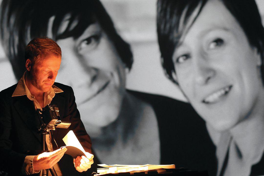 Portraits in motion  volker gerling on stage foto franz ritschel sir9gc