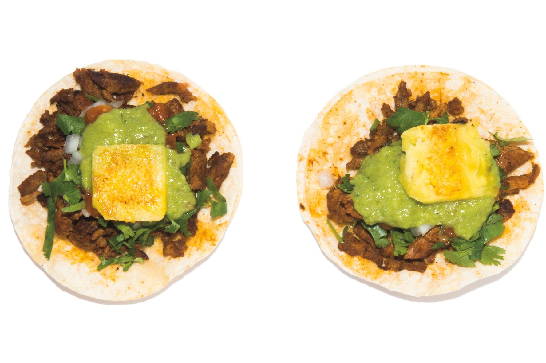 Taco klouki