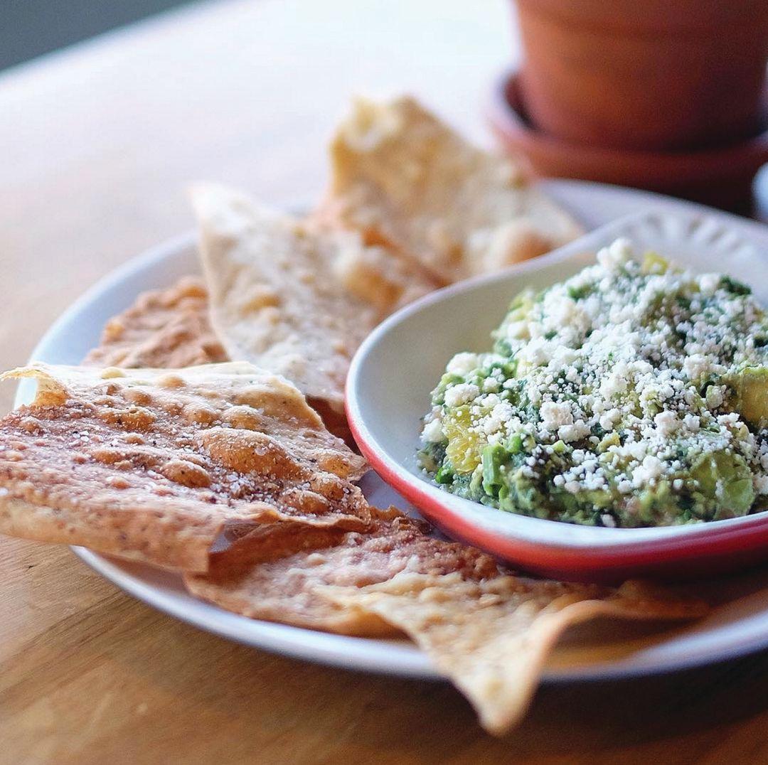 Kale avocado dip x1xabk