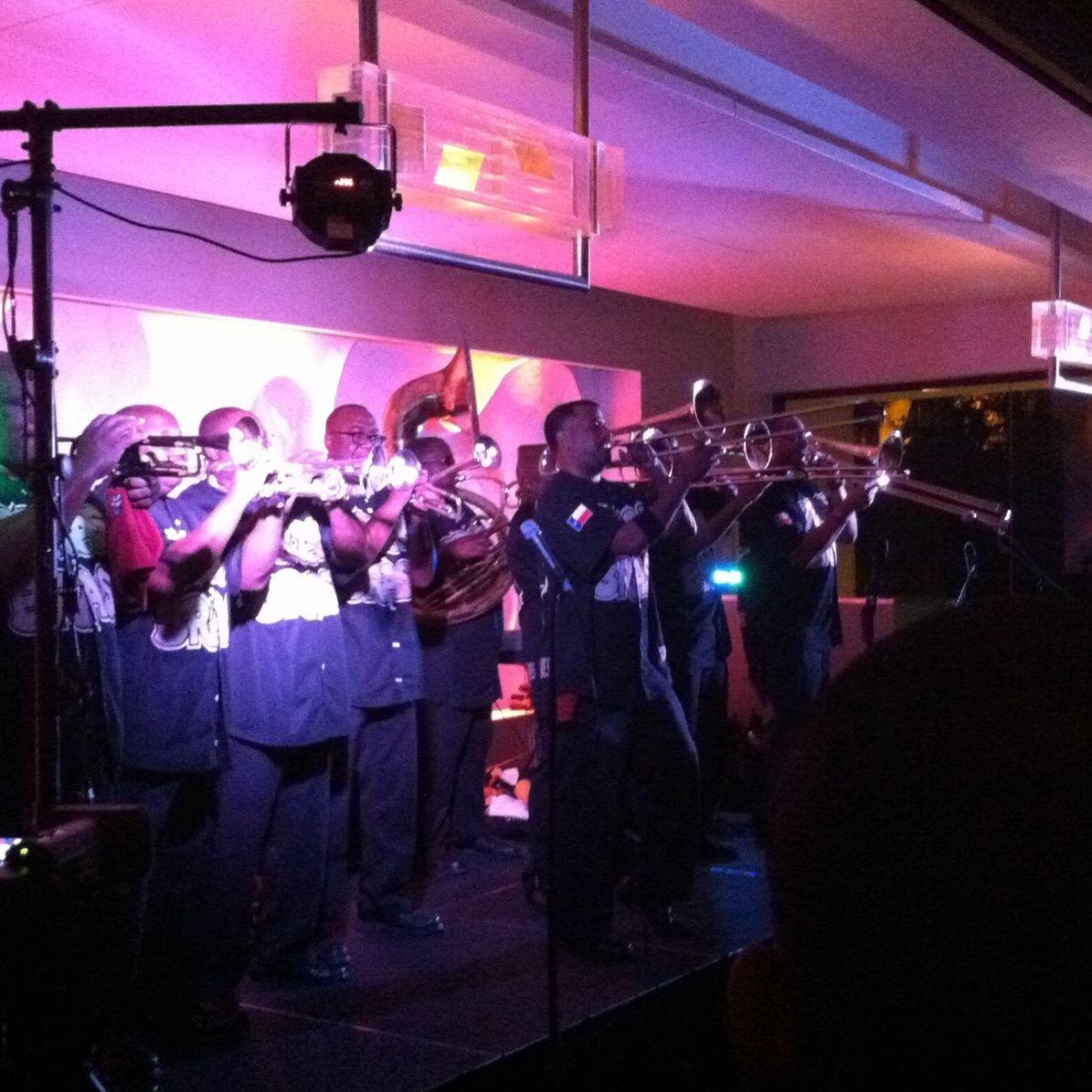 Texas brass band a7n3id
