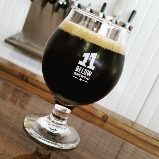 11 below brewing pmnetc