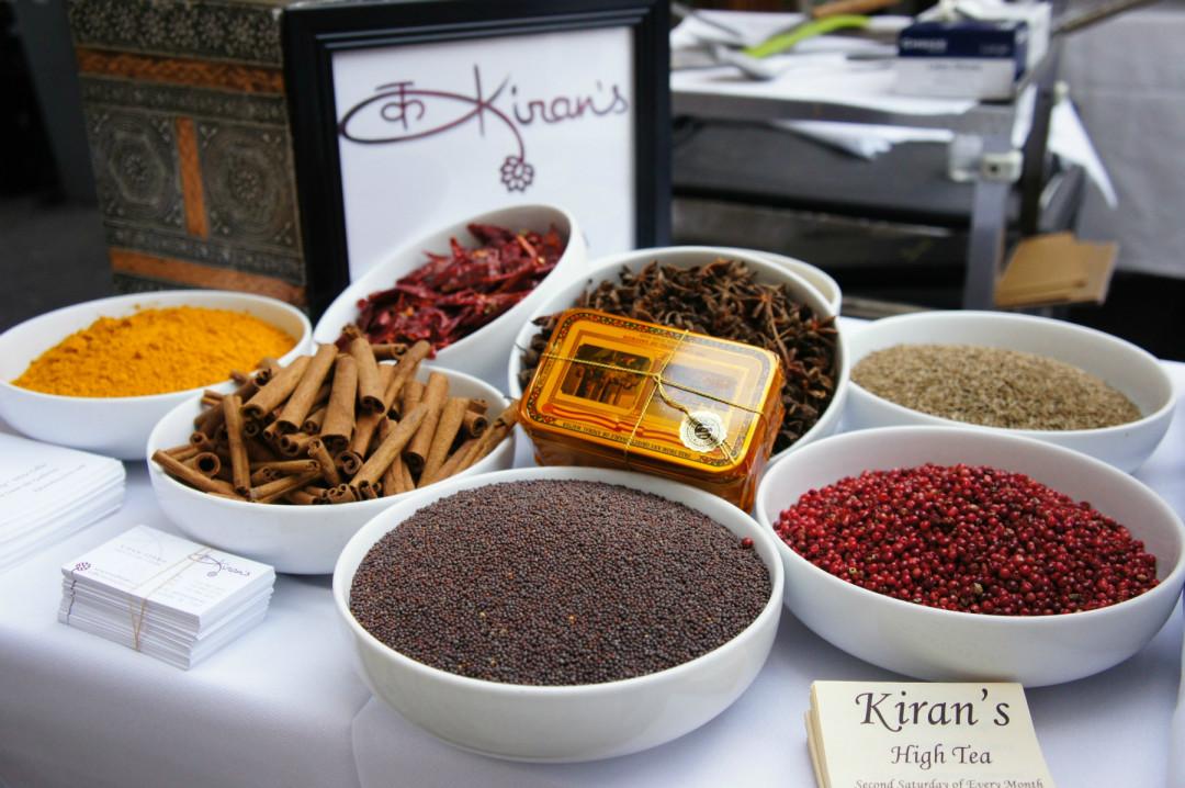 Kiran s high tea pbx8cs