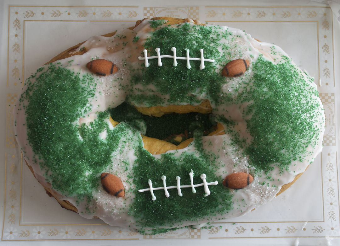 Football.kingcake tqywcc