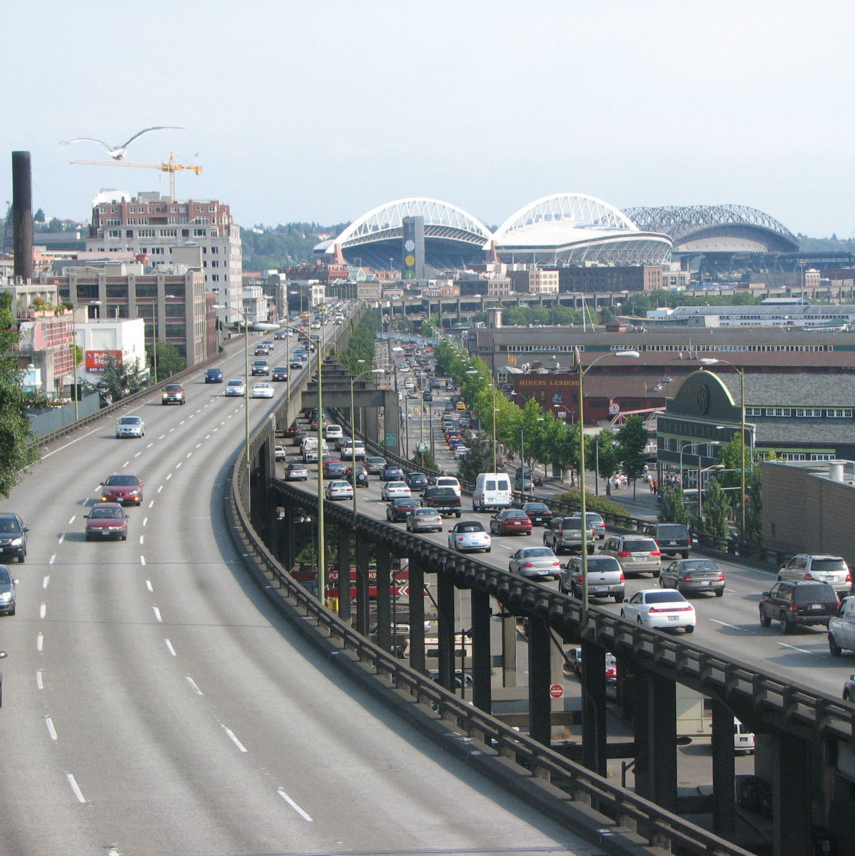 The alaskan way viaduct skapl3