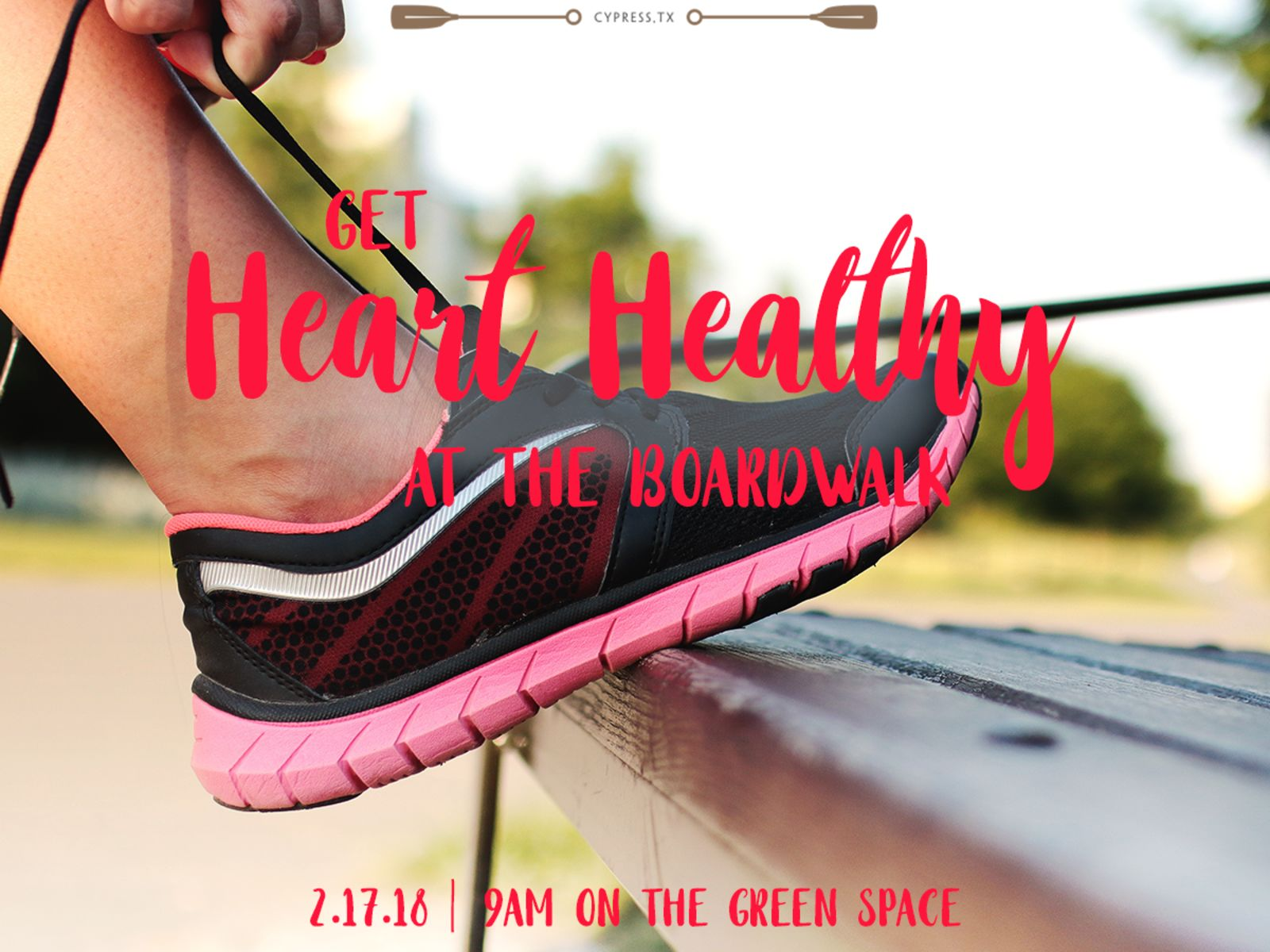 Heart healthy boardwalk event d6j0cd