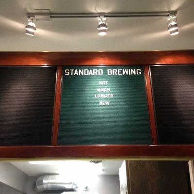Standard brewing oo6dfh