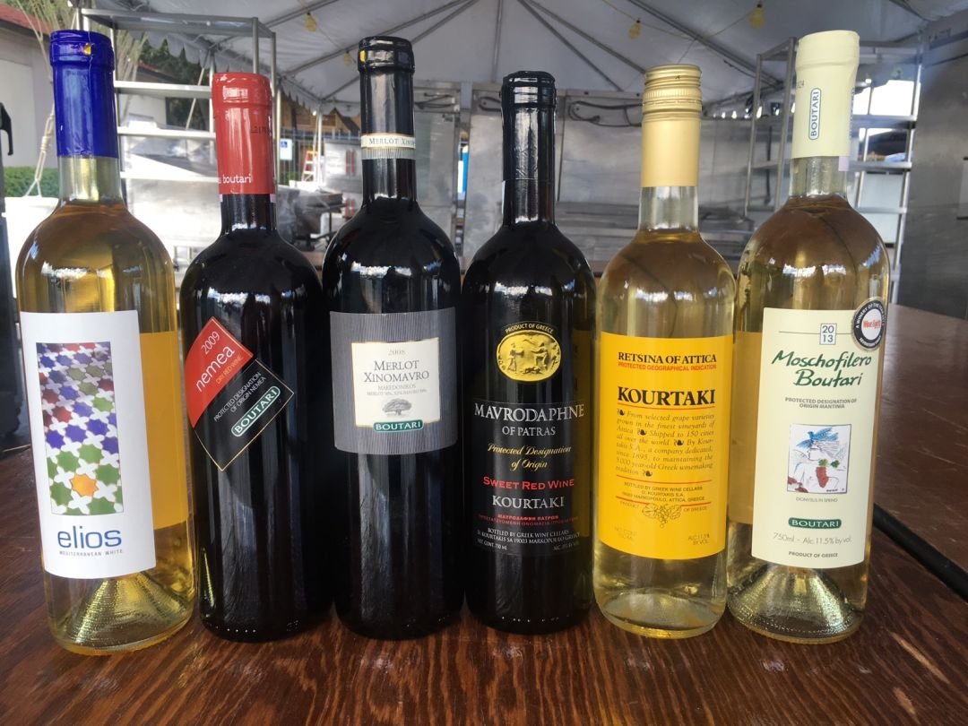 Learn About Hellenic Wine At This Weekends Original Greek Festival
