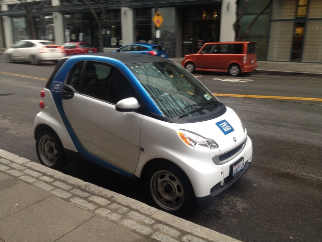 The Good News And Bad About Car2go Seattle Met