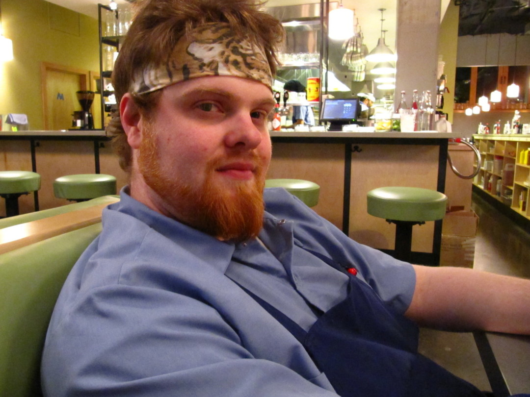 Favorite Things: Skillet Diner Chef de Cuisine Seth
