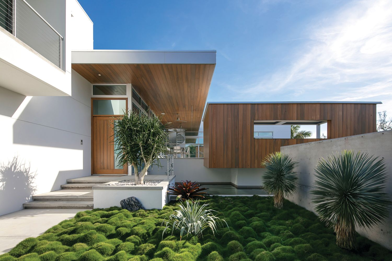 Architect Guy Peterson Grounds His Latest Home Design In Nature | Sarasota  Magazine