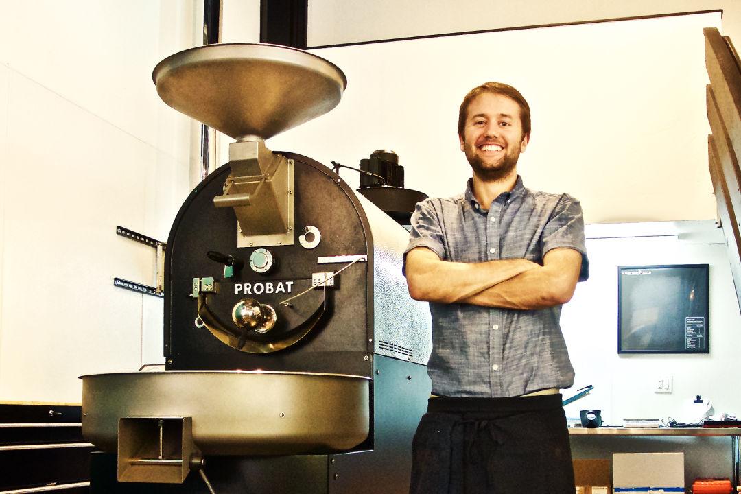 Coffeeroaster kt8m3n