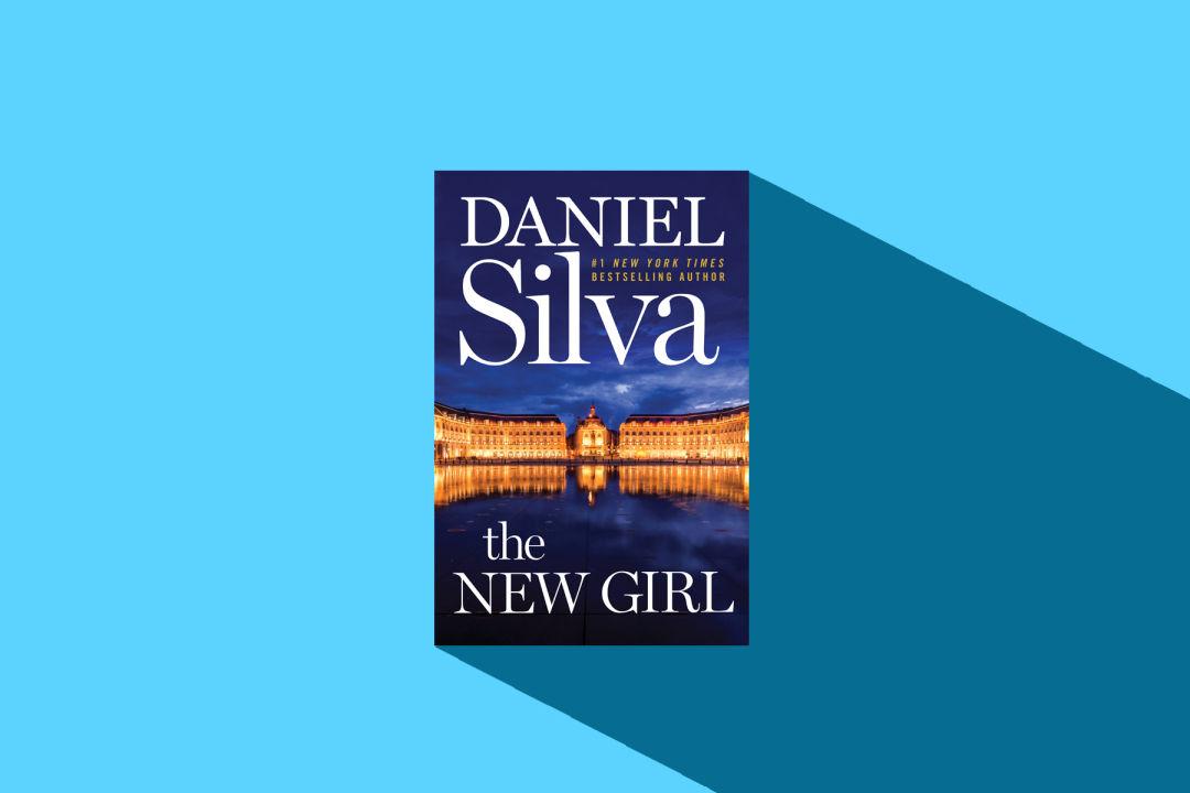 'The New Girl' is Daniel Silva's 'Brilliant' New Thriller