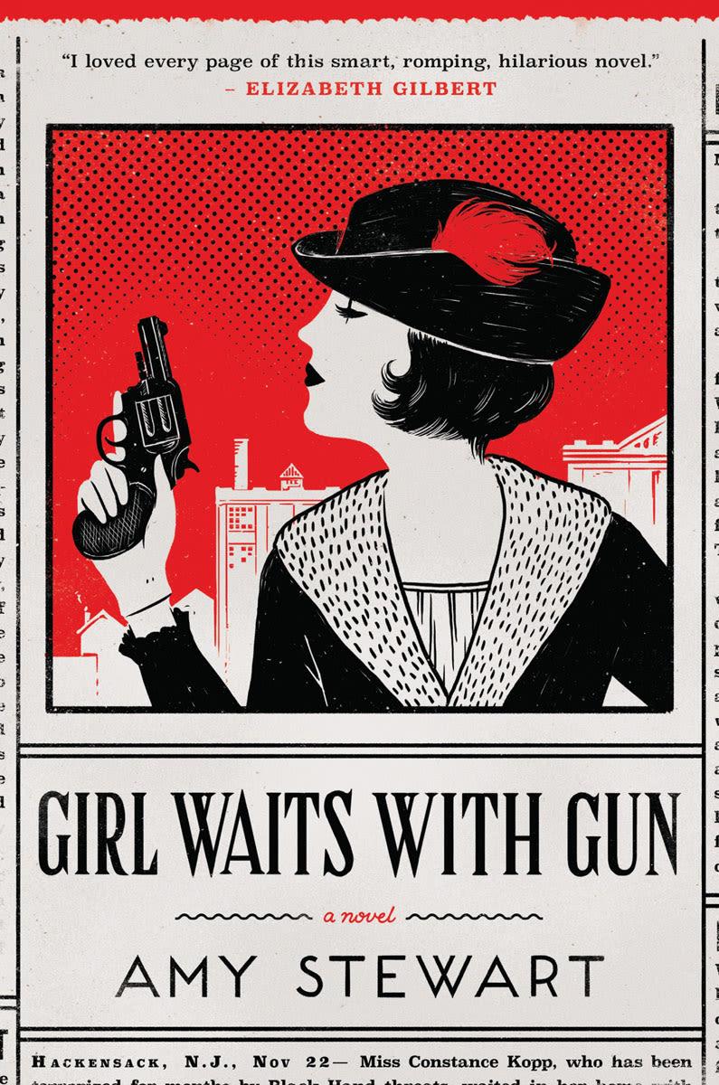 Girls waits with gun 255 loez7j