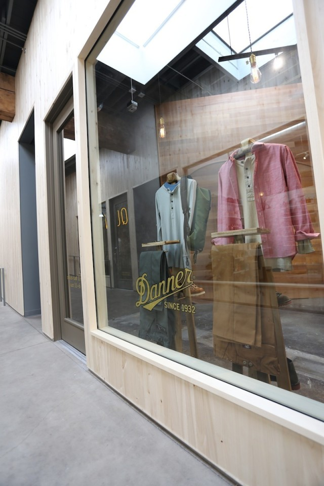 Danner Boots Comes To Union Way Portland Monthly