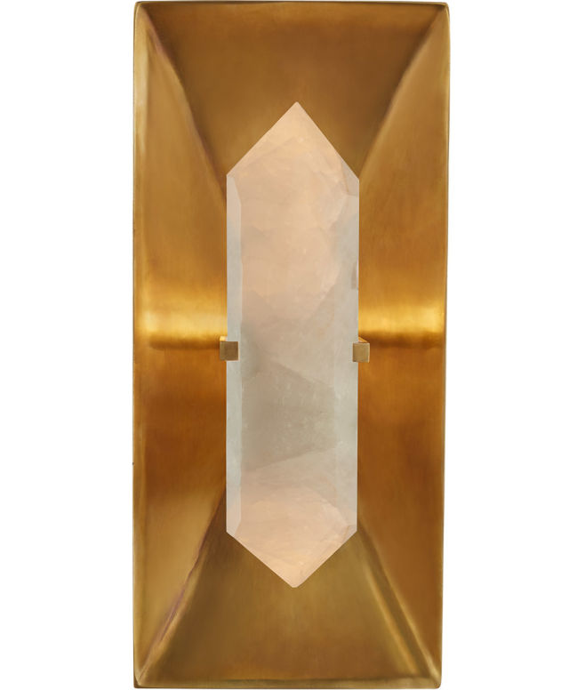 Visual comfort kelly wearstler quartz sconce high res splstd