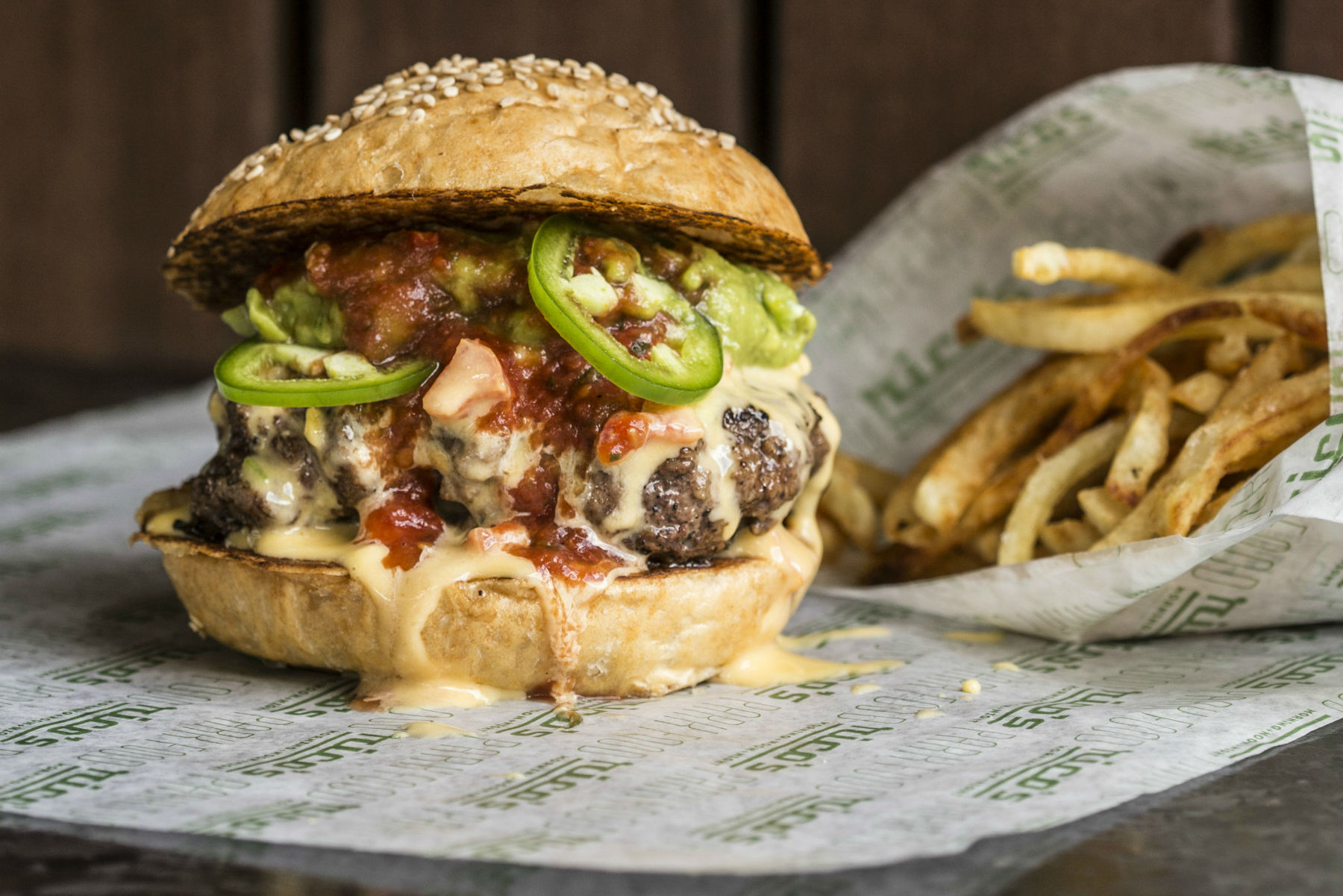 Ricos burger uchkdd
