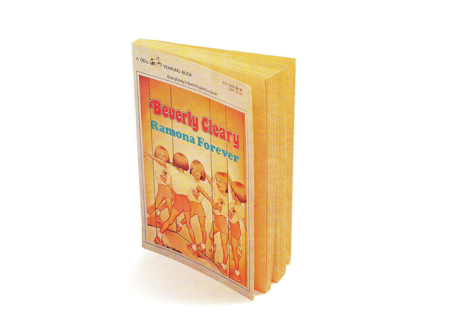 Pomo 1216 pop ramona beverly cleary zcptrh