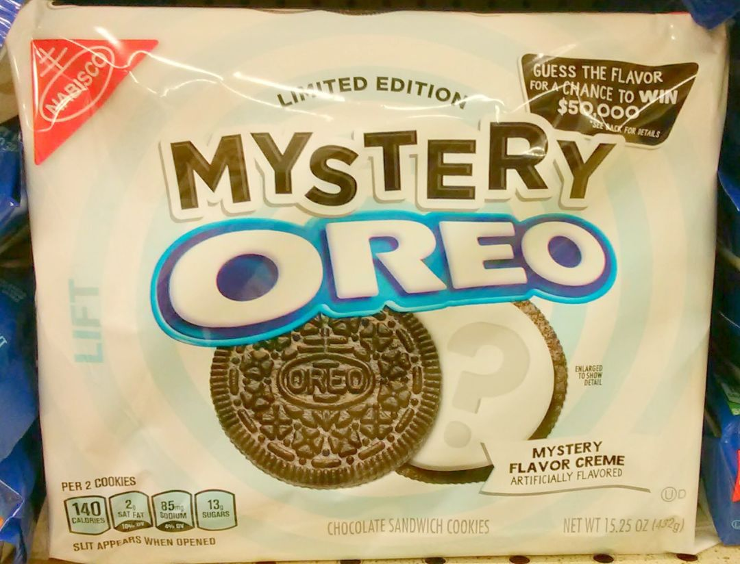 89e2218b130 Is Group Bias Clouding Our Guesses for the Mystery Oreo Flavor ...