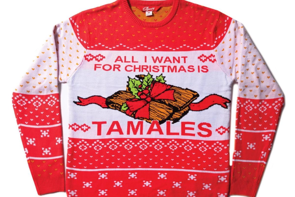 Here Are the Ugly Holiday Sweaters You Need This Year