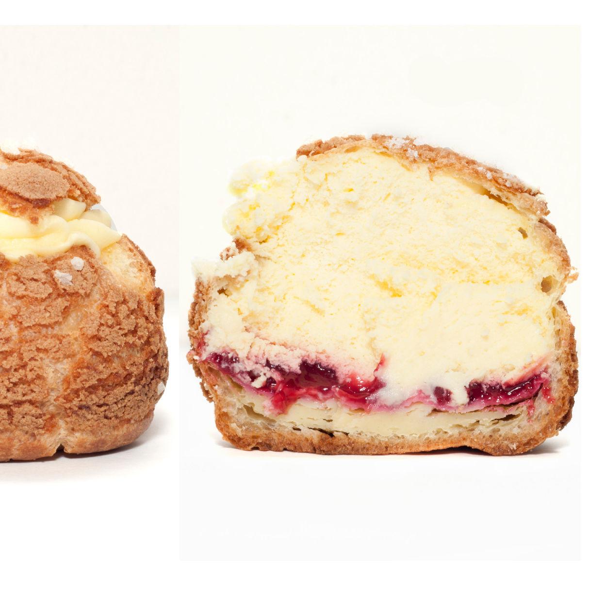 Midori cream puff tpajhi