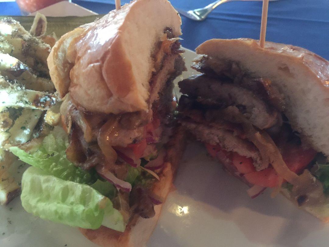 Coral house burger mqdfny