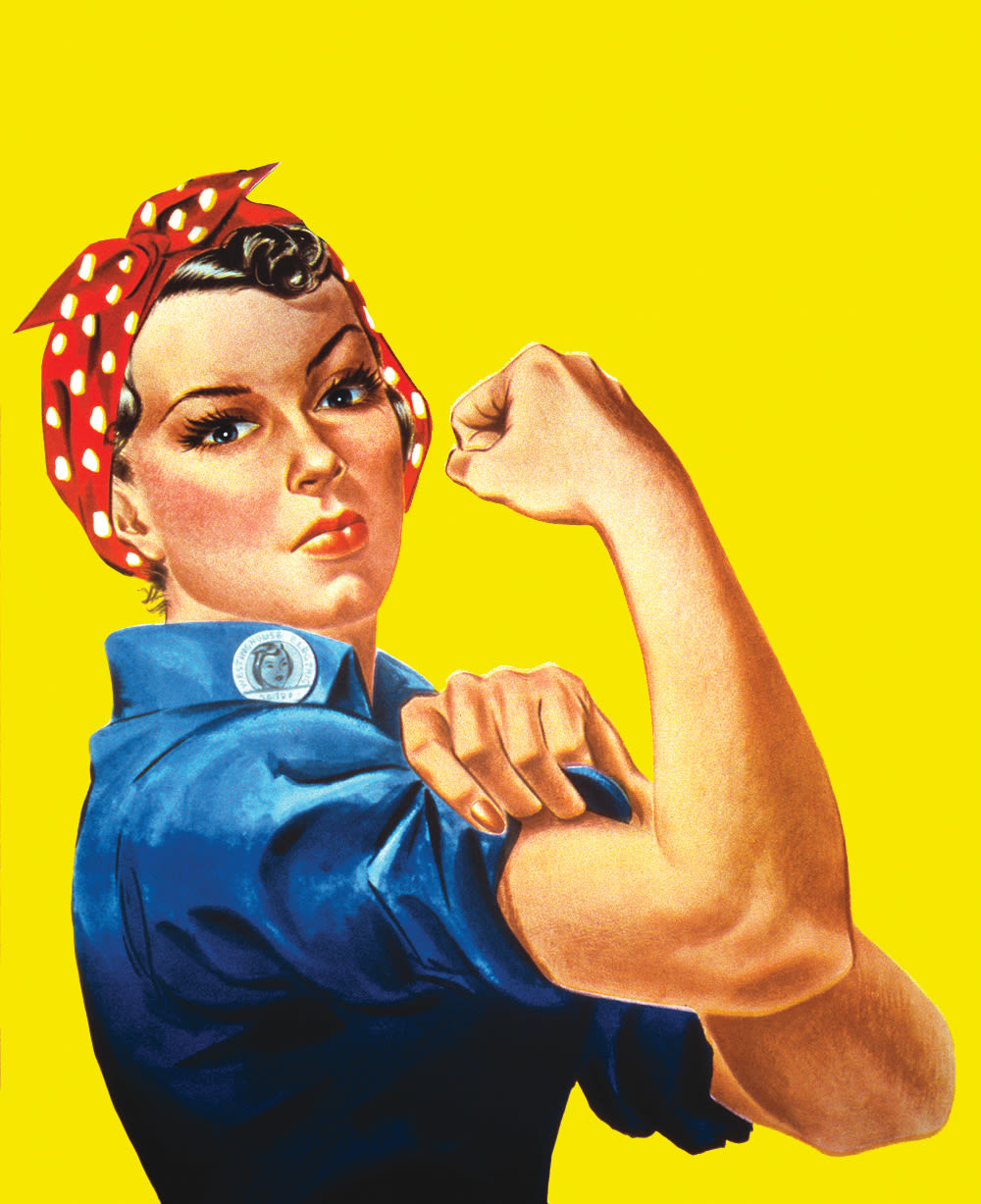 Will The Real Rosie The Riveter Please Stand Up Seattle Met