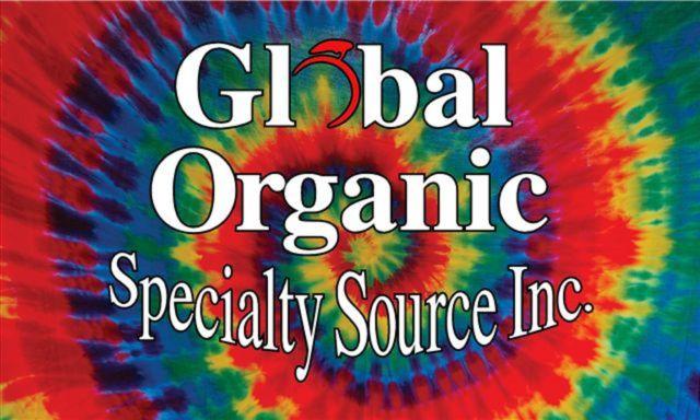 Global organic specialty source inc. dfgdp4