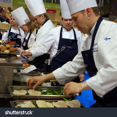 Stock photo making food cooking show 10679800 akinny