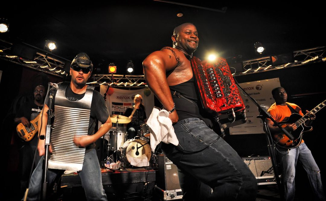 Dwayne dopsie  the zydeco hellraisers 3 pvgqw1
