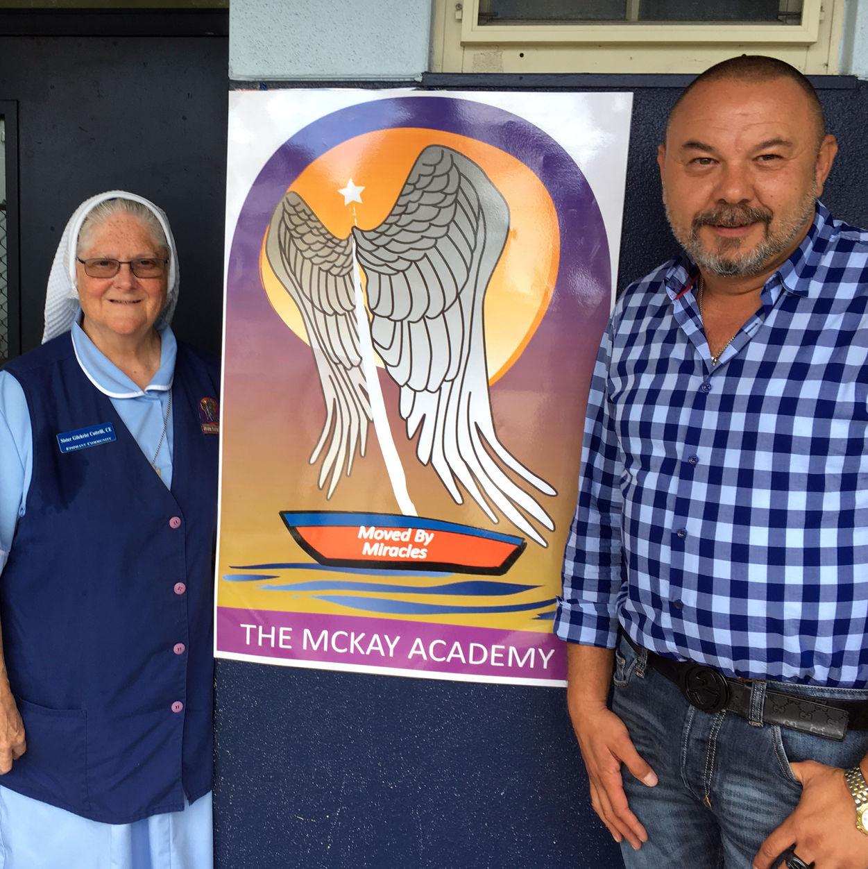 The mckay academy aryrpg