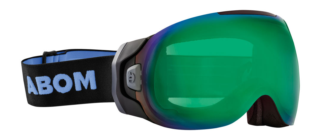Pomo 0317 trophy case abom snow goggles cmvwft