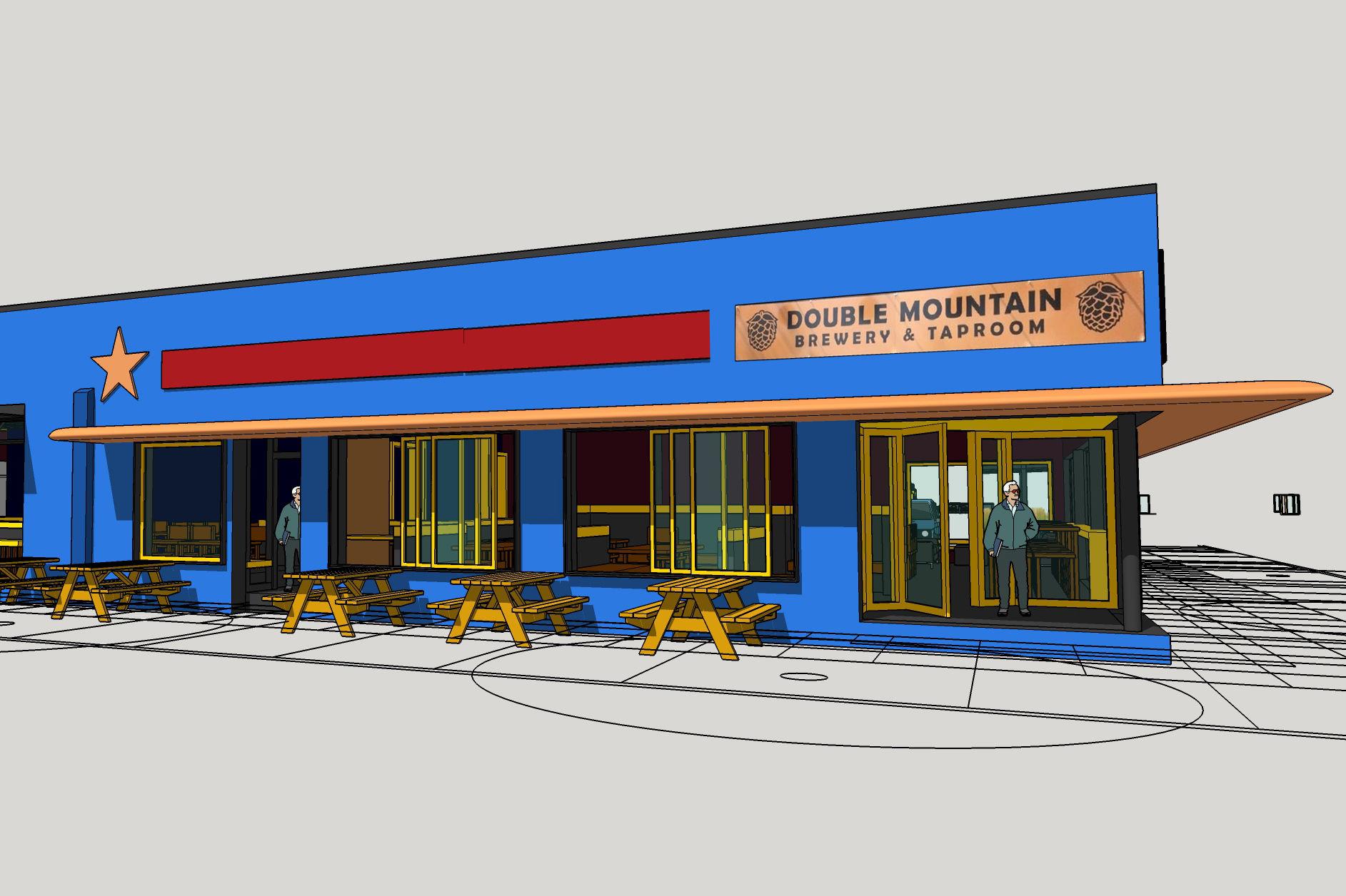 Double mountain new portland woodstock rendering metlaj