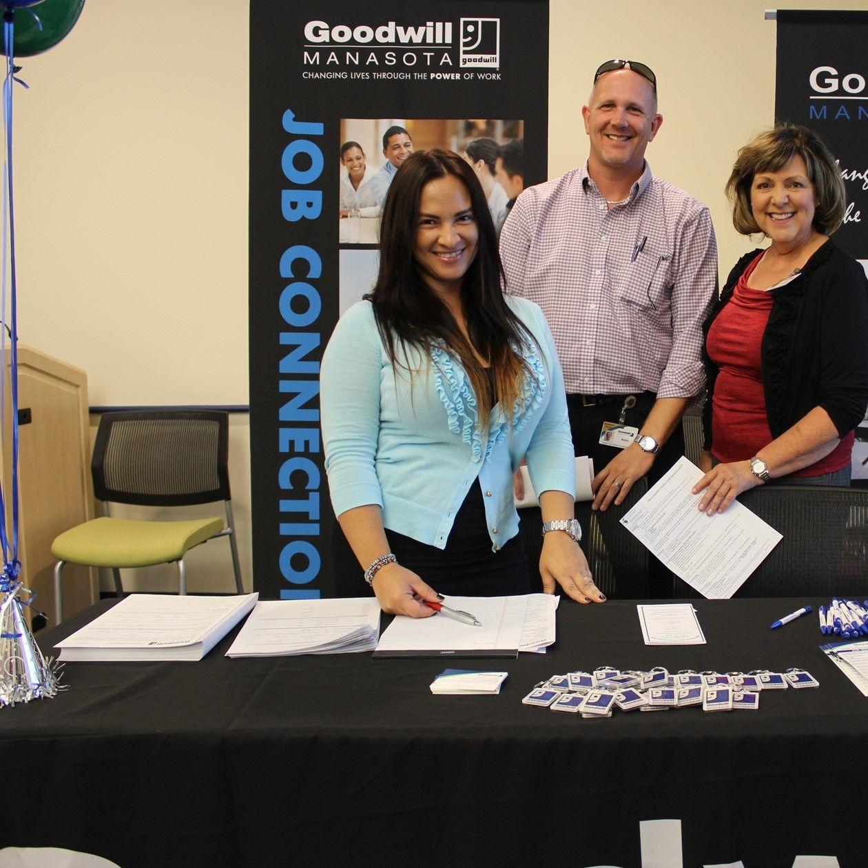 Goodwill job fair urublc