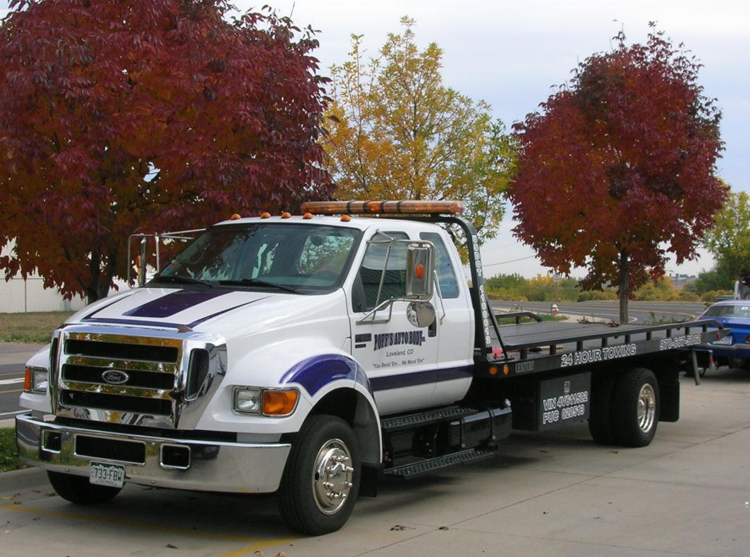 Tow truck xddtxr