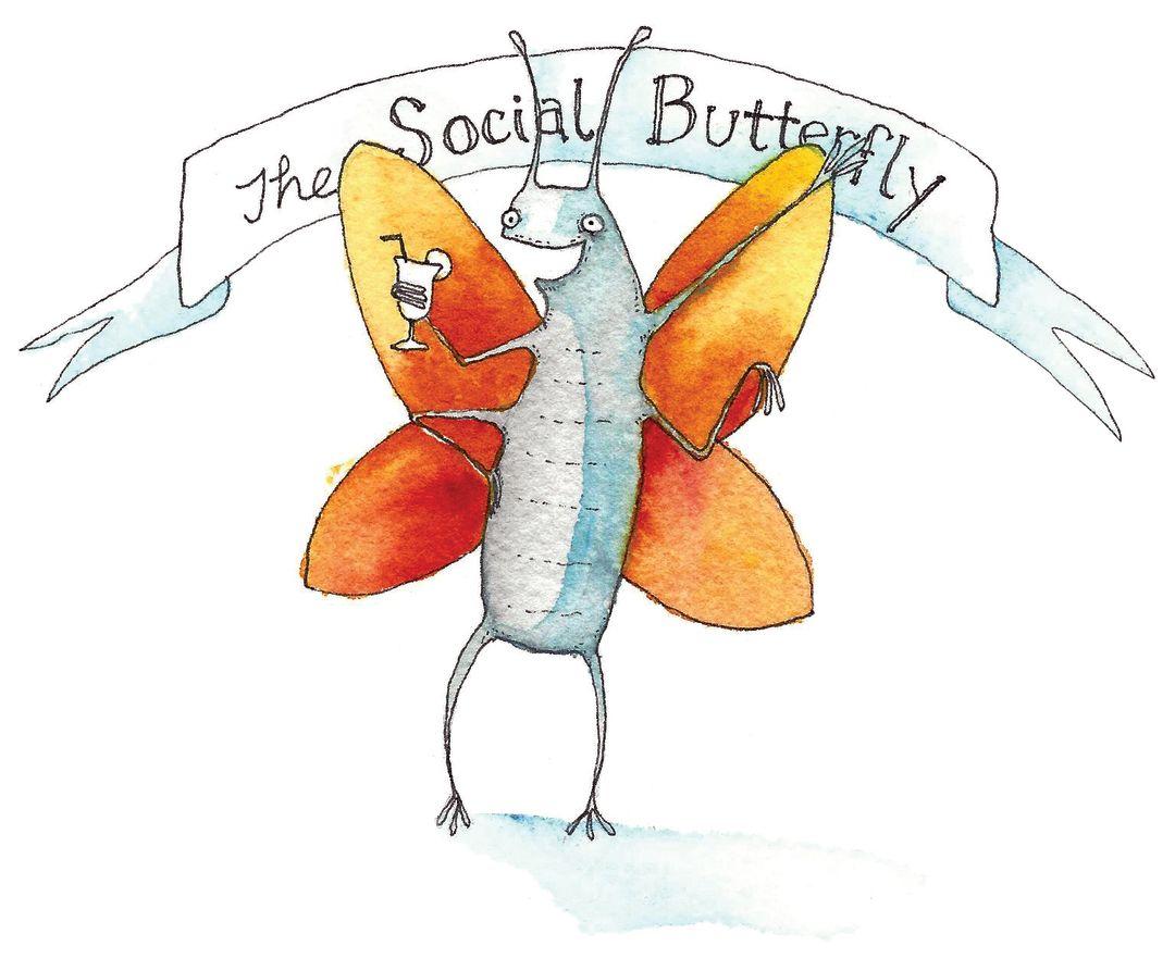 Socialbutterfly hlomud