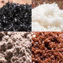 Salt piles h8eykf